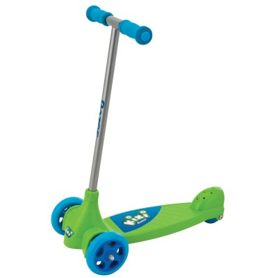 Razor Trottinette Junior : Kix Scooter vert et bleu