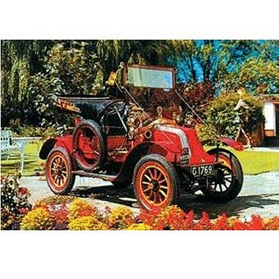 James Hamilton puzzle 1000 pièces - classic deluxe : renault 1908