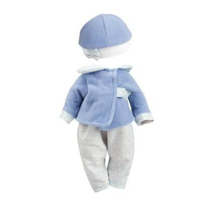 Petitcollin Habillage poupée petitcollin 34 cm : rafaël pour bibichou