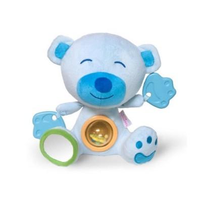 Nenuco Peluche d'activités : ourson bleu nenuco baby