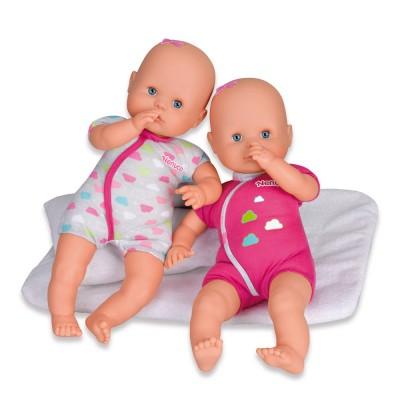 Nenuco Poupons les jumeaux 35 cm