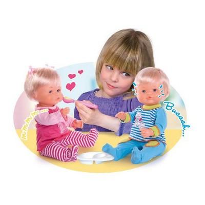 Nenuco Bébés nenuco 35 cm les jumeaux interactifs