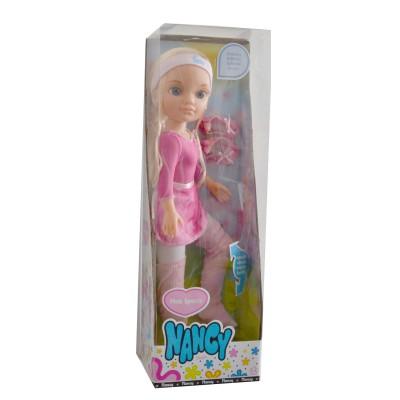 poup e 43 cm nancy pink sports danse famosa magasin de jouets pour enfants. Black Bedroom Furniture Sets. Home Design Ideas