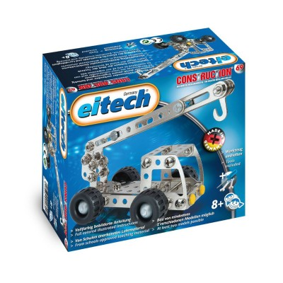 Eitech Construction mécanique : Camions grue et dépannage