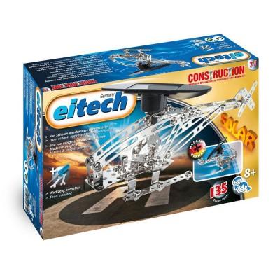Eitech Construction mécanique : Hélicoptère à énergie solaire