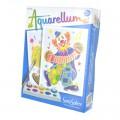 Sentosphère Aquarellum mini clowns