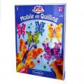 Sentosphère Art & Créations : Mobile en Quilling : Papillons