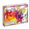 Sentosphère Kit créatif décoration Crystal Flor