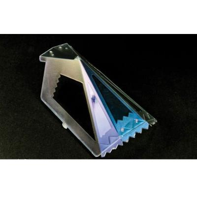 Afv Club accessoires pour vitrines : revêtement anti-Reflets : f-117a - 1/32