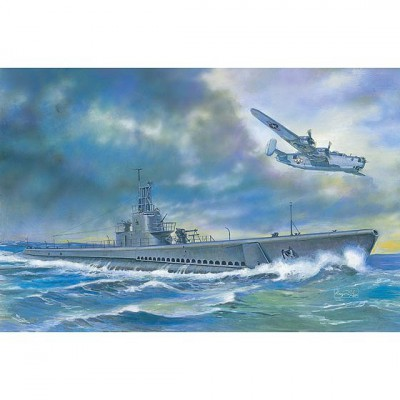 Afv Club maquette sous-Marin us gato class 1943