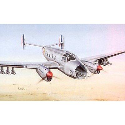 Azur Maquette avion: marcel dassault md-311 flamant