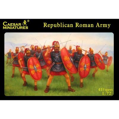 Caesar Miniatures figurines armée romaine période républicaine: 100 av. jc
