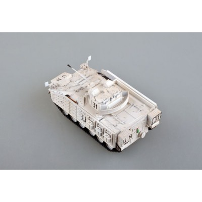 Easy Model maquette char : mcv 80 (warrior) 1st btn, 22nd cheschire regt
