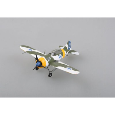 Easy Model maquette avion : brewster f2a-3