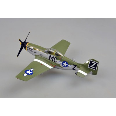 Easy Model maquette avion : north american p-51d mc z