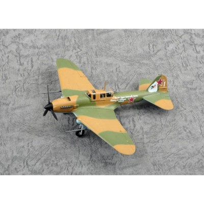 Easy Model maquette avion militaire : ilyushin il-2m3 white 1
