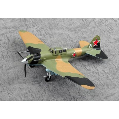 Easy Model maquette avion militaire : ilyushin il-2m3 white-24