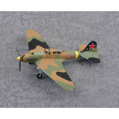 Easy Model maquette avion militaire : ilyushin il-2m3 yellow
