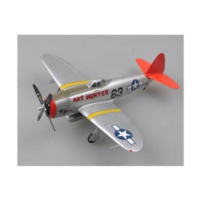Easy Model maquette avion militaire : north american p-47d