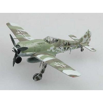 Easy Model modèle réduit : focke wulf fw190 a-8 kurt buhlingen commandeur jg2 : eté 1944