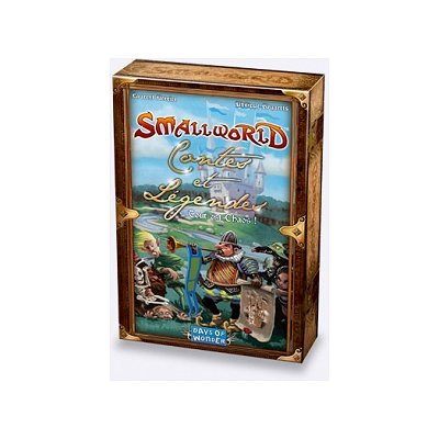 Days Of wonder small world : extension : contes et légendes