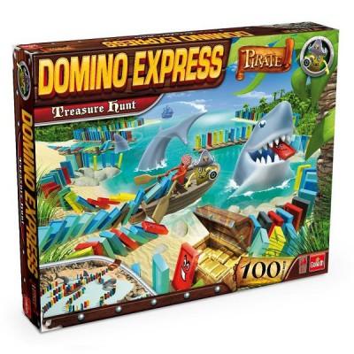 Goliath Dominos Express Pirate : Treasure Hunt