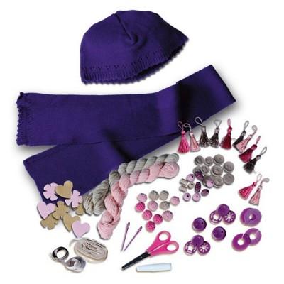 Goliath Kit créatif Glamour Girl : Fashion Winter