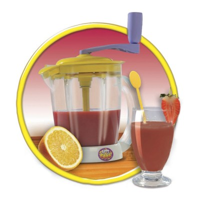 Goliath Let's Cook : Fabrique de Smoothie manuelle