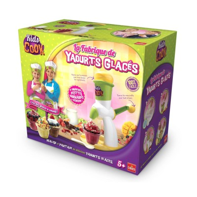 Goliath Kid's Cook : Fabrique de yaourts glacés