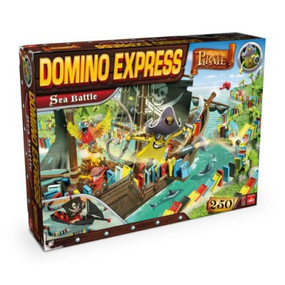 Goliath Dominos Express : Pirate : Sea battle