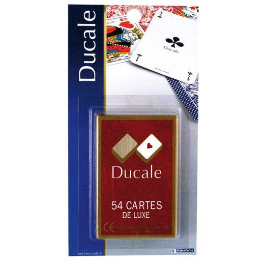 France Cartes jeu de 54 cartes ducale