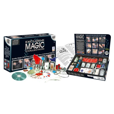 France Cartes Magic Collection Deluxe + DVD. Magic Collection Deluxe + DVD