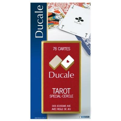 France Cartes Jeu de tarot 78 cartes