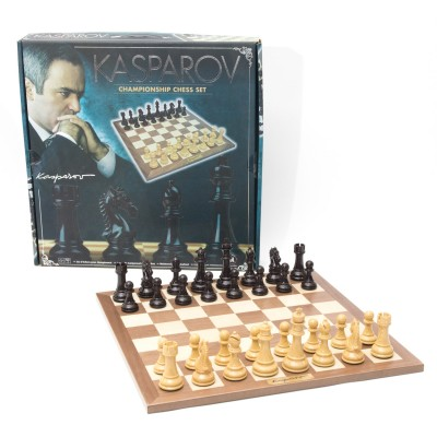 France Cartes Jeu d'échecs pour championnat Kasparov