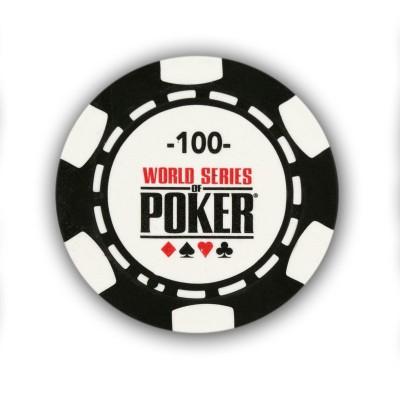 France Cartes 25 jetons de poker : 100