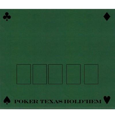 France Cartes Tapis de poker 40 x 60 cm