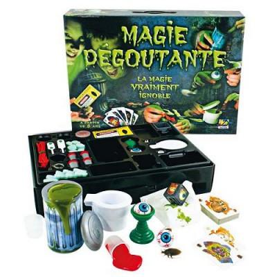 France Cartes La magie dégoûtante