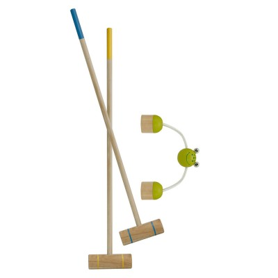 Eichhorn Jeu de croquet en bois