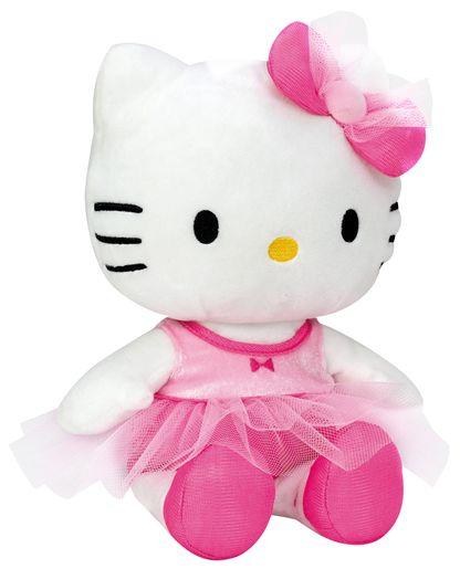 Jemini Peluche hello kitty ballerine
