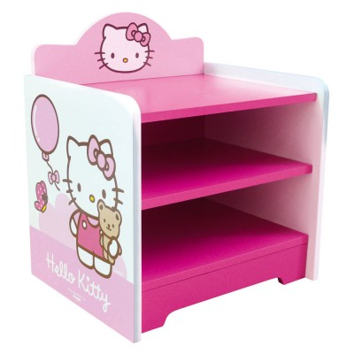 Fun House table de nuit hello kitty