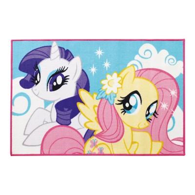 Fun House tapis 120 x 80 cm my little pony