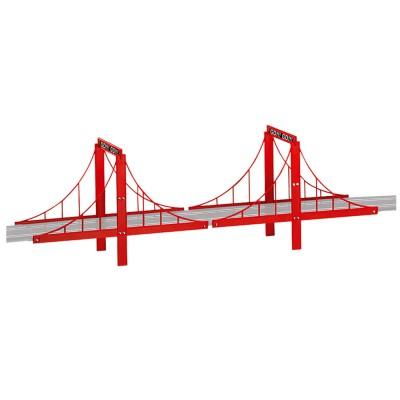 Carrera Circuit de voitures carrera digital 143 : pont
