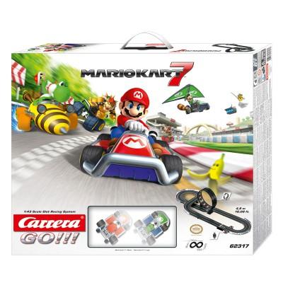 Carrera Circuit de voitures carrera : mario kart 7