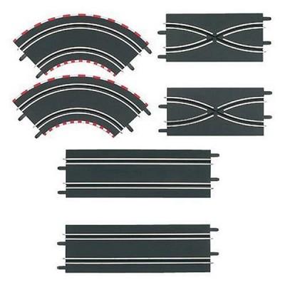 Carrera Extension pour circuits de voitures carrera kit d'extension 1
