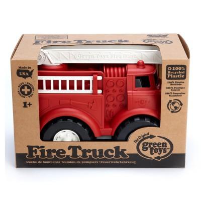 Green Toys le camion de pompier