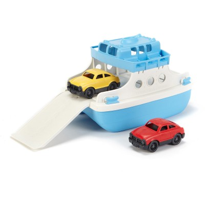 Green Toys le ferry boat green toys