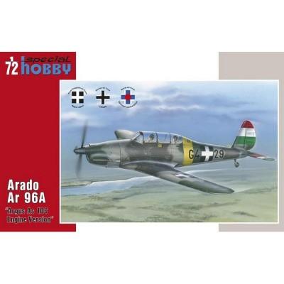 Special Hobby maquette avion militaire : arado ar 96 a