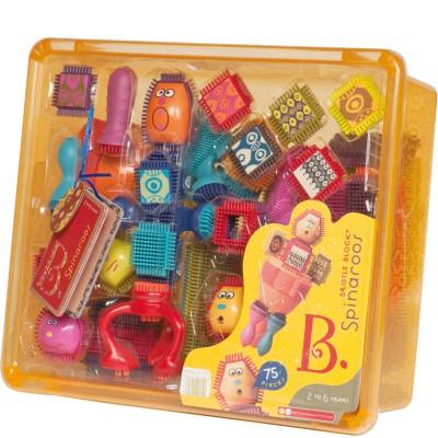 B.Toys Jeux de construction : spinaroos