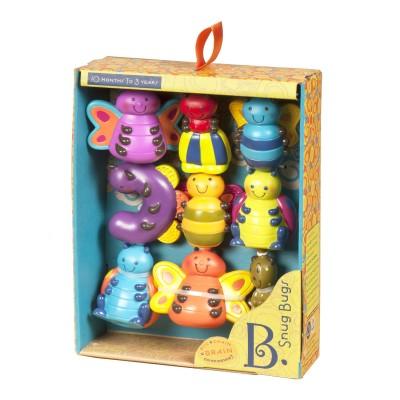 B.Toys Chaîne d'insectes snug bugs