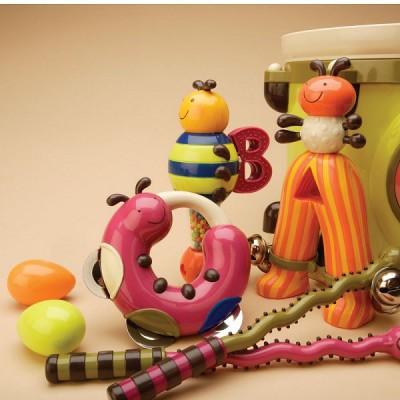 B.Toys Tambour et instruments de musique Parum Pum Pum